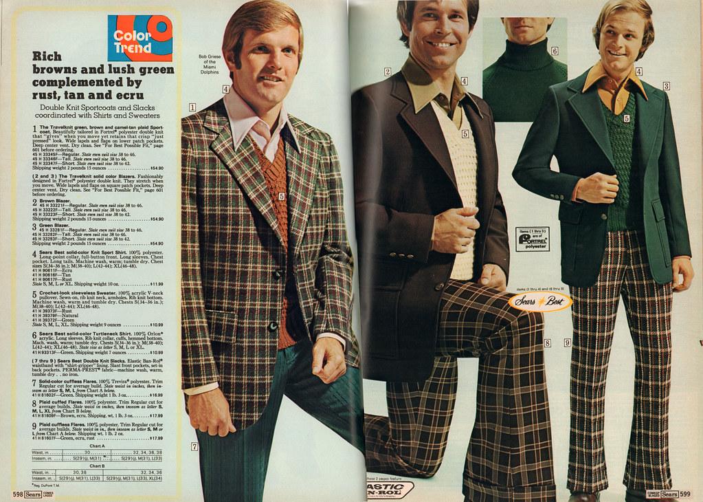 Retrospace Catalogs 40 Men S Fashion Sears Fall