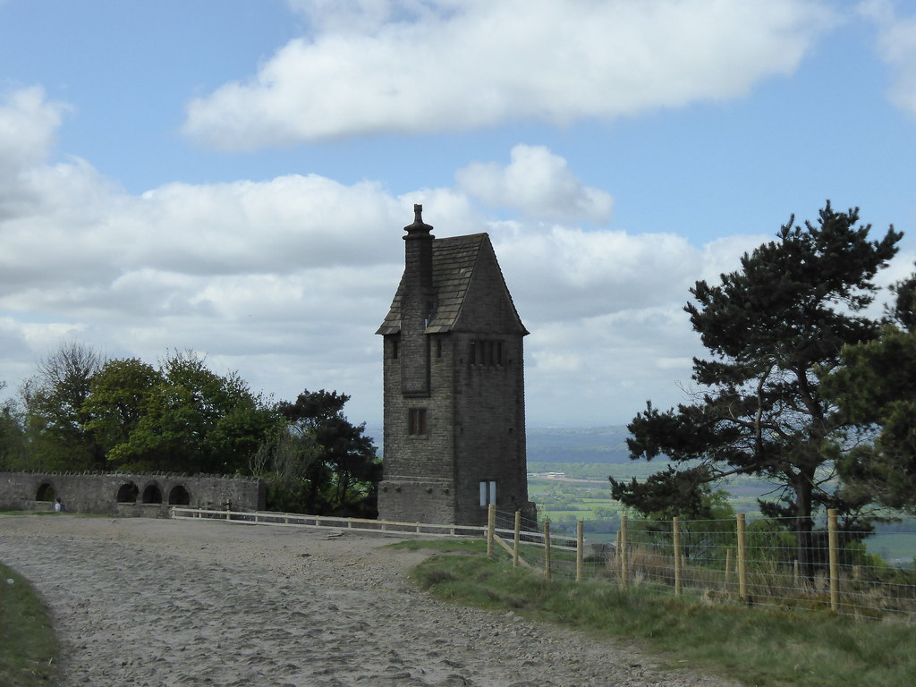 Pigeon Tower - west of Rivington Moor