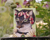 SweetPea Fairy Cat Portrait