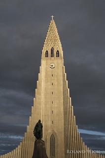 Reykjavík - Hallgrímskirkja