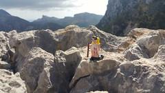 Lego Jason freeny formantera ballad in Majorca