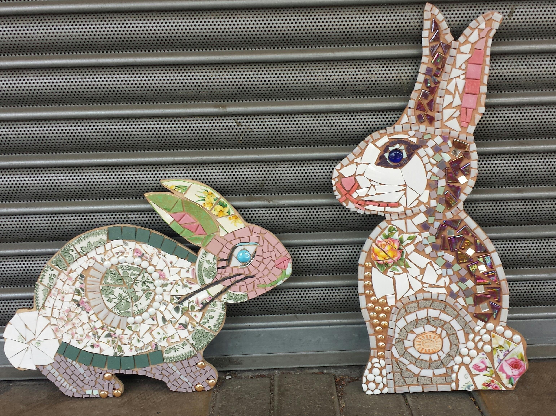 urban bunnies