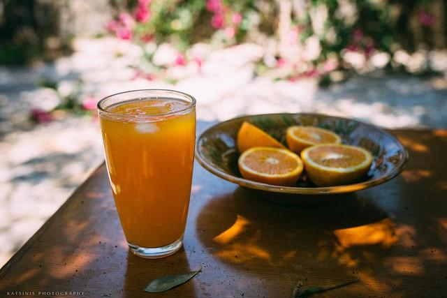 Make a fresh juice
