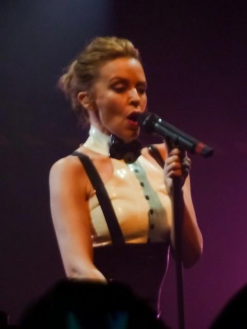 Kylie Minogue - La Gaîté Lyrique, Paris (2014)