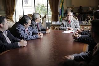 Secretário de Agricultura Familiar e Desenvolvimento Agrário debate acesso de crédito aos  fumicultores