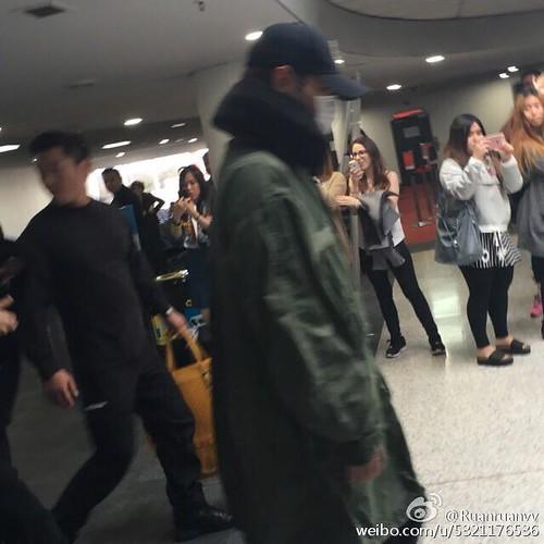 BIGBANG Arrival Melbourne 2015-10-20 (13)