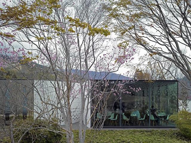 Photo:aat + Makoto Yokomizo - 富弘美術館 Tomihiro Art Museum - Photo 03(Photography by Christoffer Rudquist) By 準建築人手札網站 Forgemind ArchiMedia