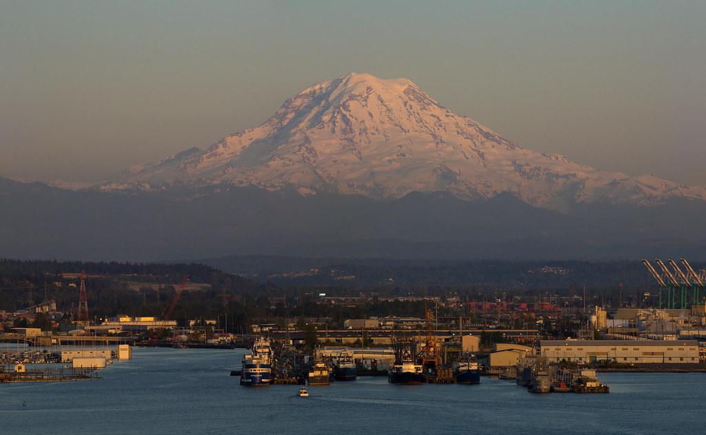 Hotels Near Tacoma Waterfront