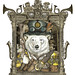 Polarbear Warden with Frame