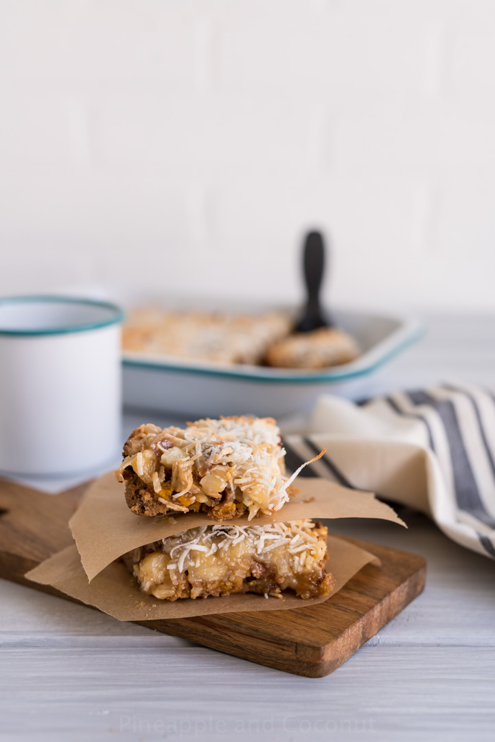Maui Wowee Bars Recipe With Coconut And Chocolate Chips Recipes ...