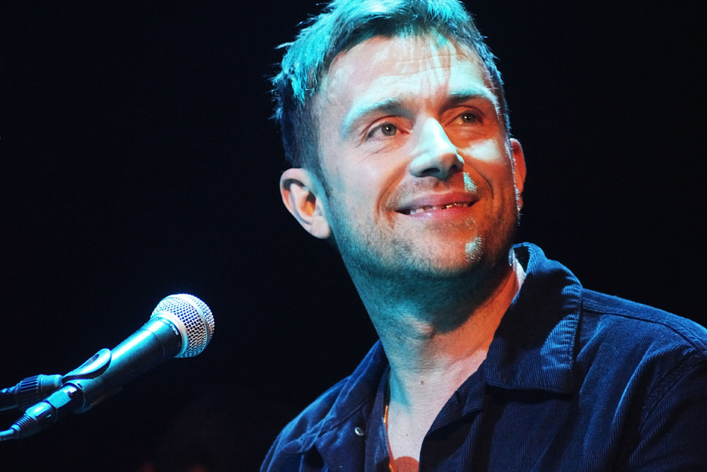 Blur @ Music Hall of Williamsburg, NYC 01/05/15