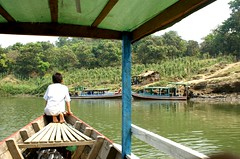 water, vehicle, tourism, river, leisure, boating, vacation, jungle, boat, waterway,