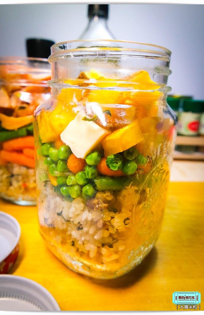 橄欖油x玻璃罐沙拉20023