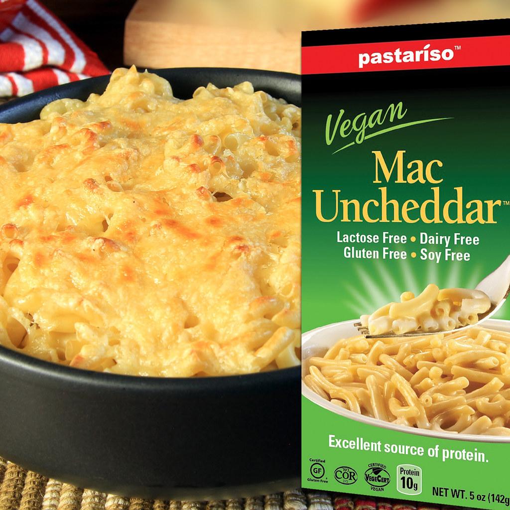 Pastariso Mac Uncheddar