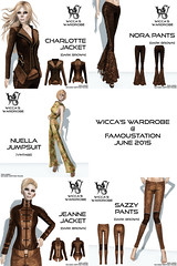 Wicca\'s Wardrobe @ FamouStation 2015