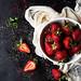 Strawberries by onegirlinthekitchen