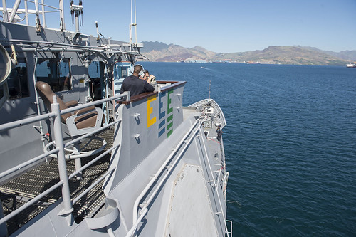 YOKOSUKA, Japan - The U.S. and the Republic of Korea navies are participating in Exercise Silent Shark 2015 in the vicinity of Guam.
