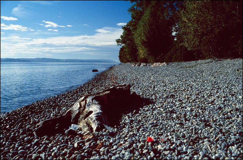 Am Ufer des Bodensees 1 (Querformat)