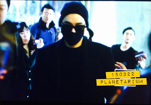 Big Bang - Incheon Airport - 22mar2015 - Seung Ri - Planetarium_SR - 02