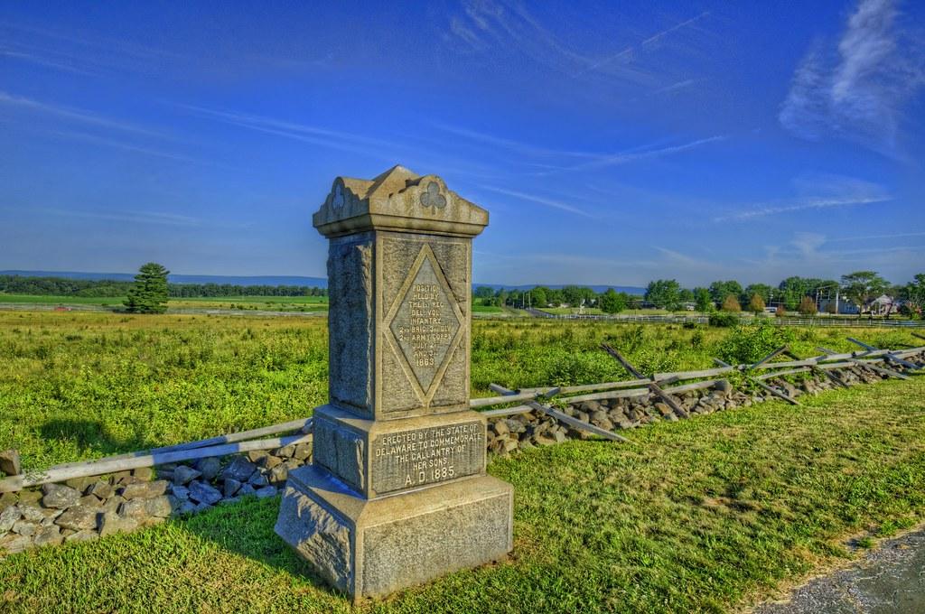 Hotels At Gettysburg National Park