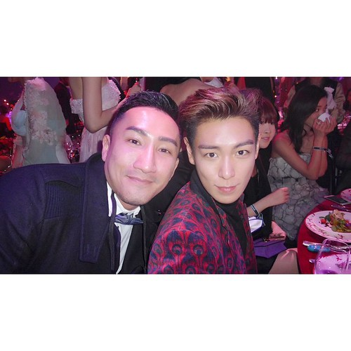 TOP - amfAR Charity Event - 14mar2015 - hahahacheong - 01