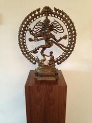 Walnut Wood Veneer Pedestal 11.5 x 11.5 x 42