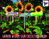 [ free bird ] Garden Wisdom Sign Collection