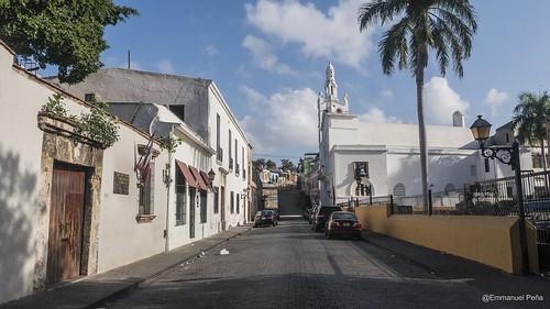 Panorámica de la Zona Colonial de Santo Domingo