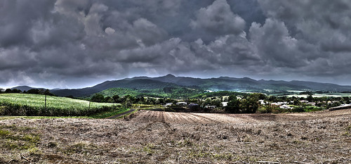 panorama paysage hdr guadeloupe glp lamentin