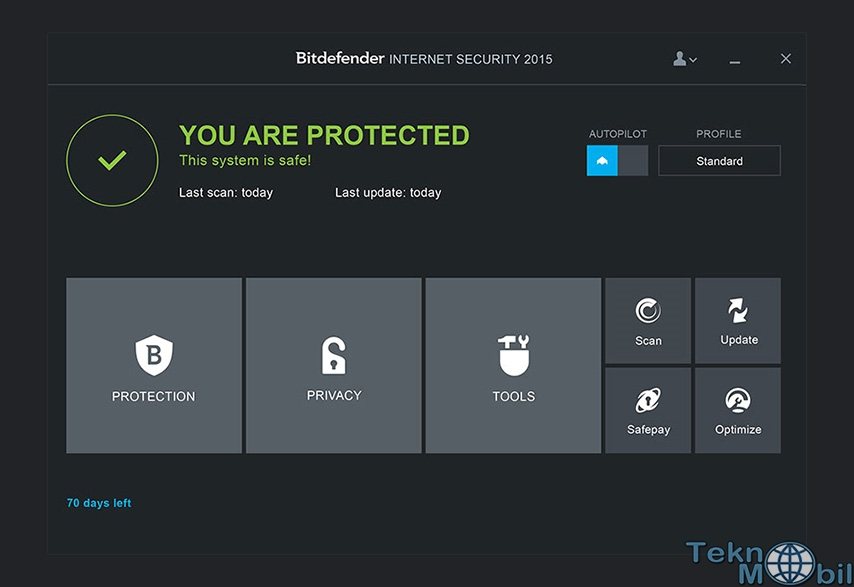 BitDefender Internet Security 2015 v18.22.0.1521 Full