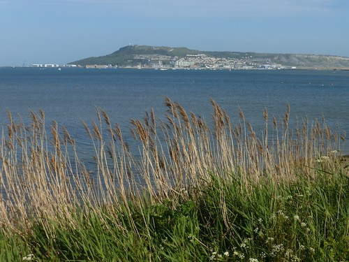 Portland from Weymouth