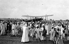 Handley Page Bomber - Khartoum