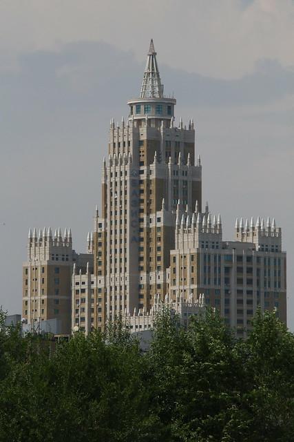 Triumph building