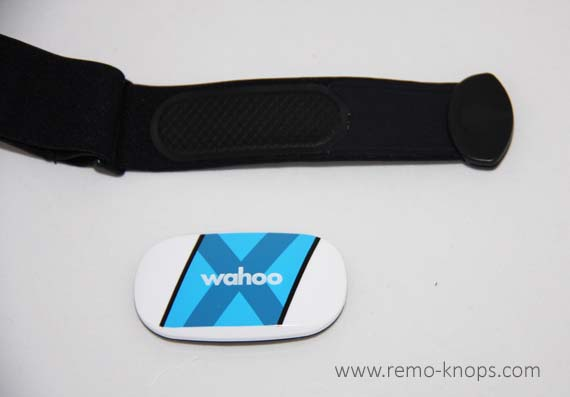 Wahoo Tickr X Heart Rate Sensor 4991