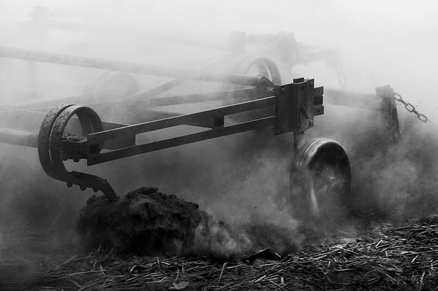 Bodenbearbeitung - Tillage