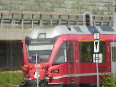 Bernina Express - Poschiavo to Cavaglia