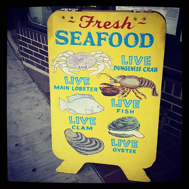 We don't want any of those secondary lobsters. We want the main ones. #itsasign