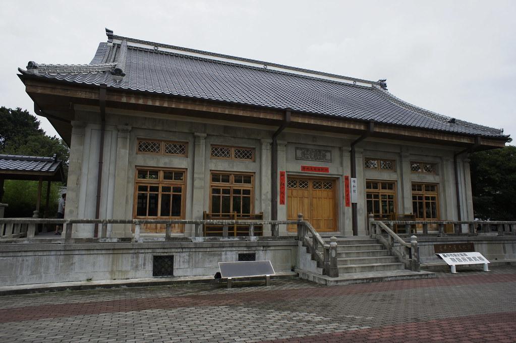 台中市西區刑務所演武場 (1)