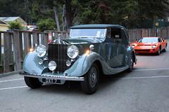 Rolls-Royce Phantom III 3 Position Drophead Coupe Gurney Nutting 1936 1
