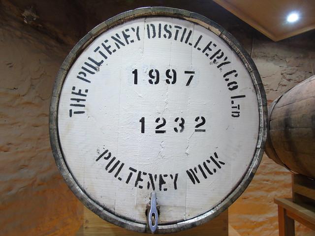 Pulteney distillery