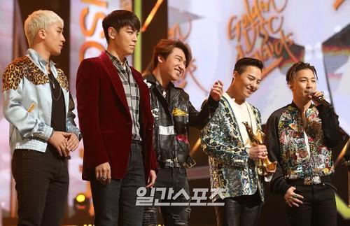 Big Bang - Golden Disk Awards - 20jan2016 - Press - 06