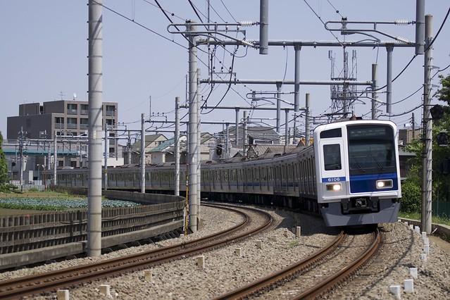 西武鉄道 6000系電車