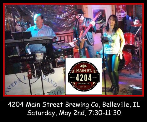 Avery Hill Band 5-2-15