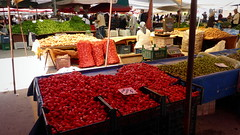 local farmers market in Alanya