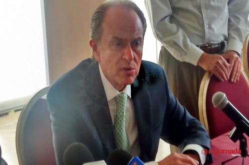 Acusación sobre pensiones tiene fines políticos: Juan Manuel Carreras