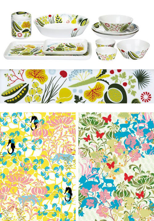 pattern crush : rediscovering Hanna Werning | Emma Lamb