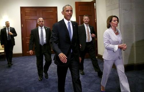 Obama urge al Congreso a aprobar 'fast track' proyecto de ley de comercio