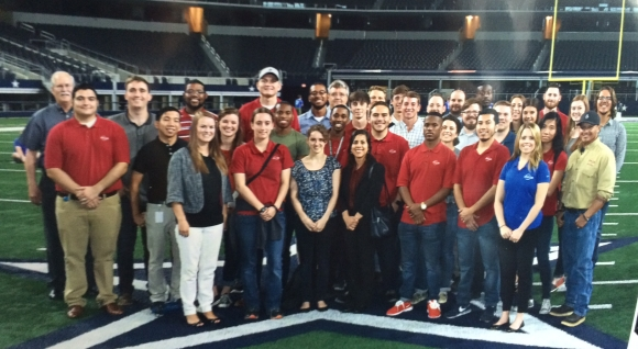 Following their passion: Oncor engineering interns