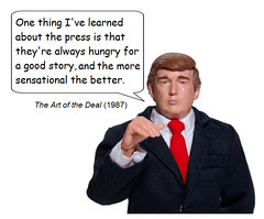 Donald Trump on the Media