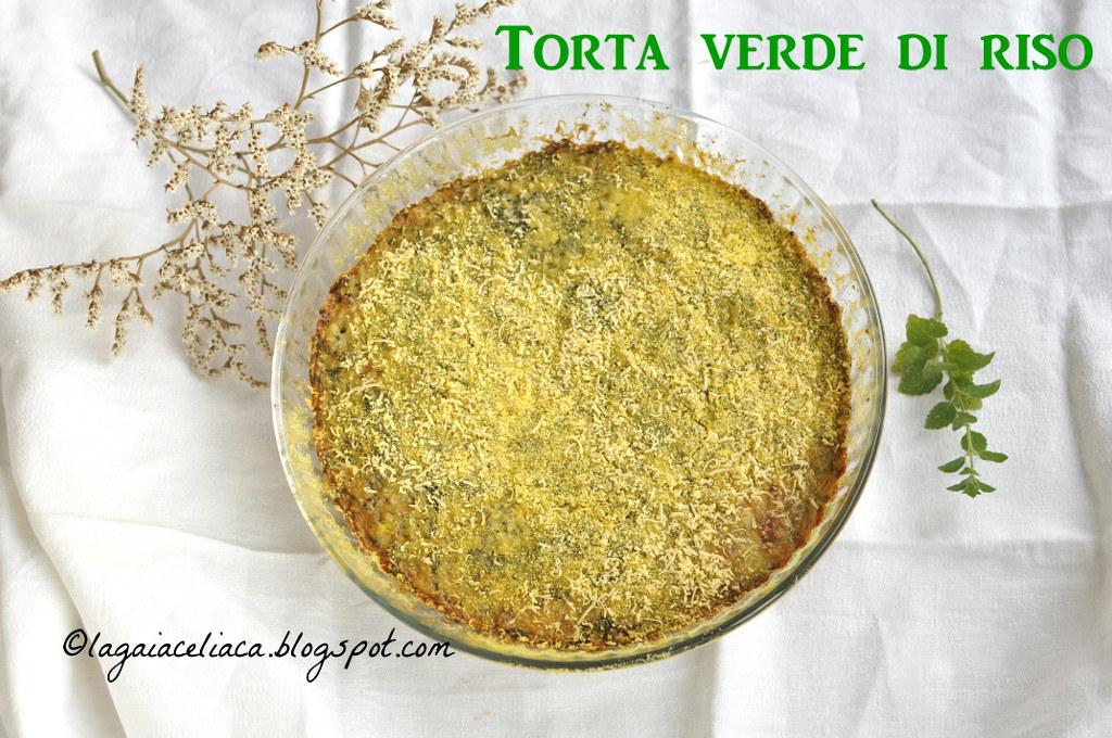 Torta verde di riso di Nizza Monferrato